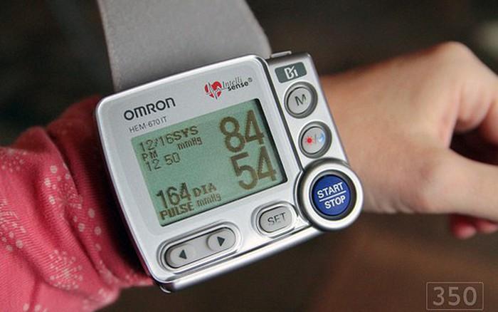 Huyết áp thấp nguy hiểm hơn huyết áp cao?