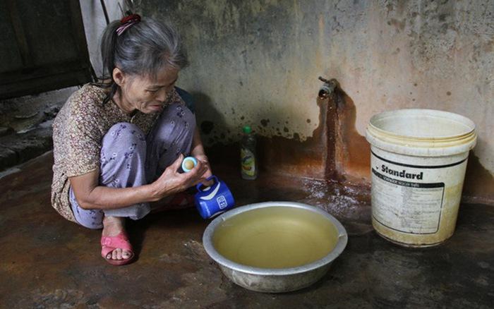 Kết quả hình ảnh cho xã phước đồng Nhiều nơi vẫn chưa có nước sạch