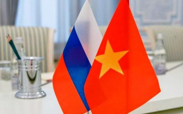 Kim ngạch thương mại Nga-Việt đạt đỉnh điểm kể từ năm 1991
