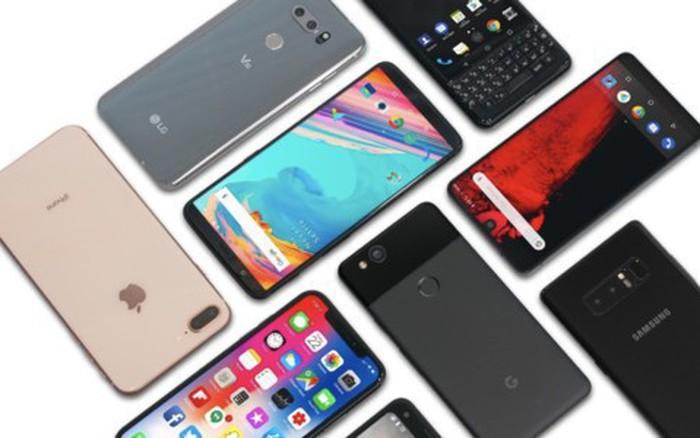 Những mẫu smartphone dành cho mùa Giáng sinh 2018