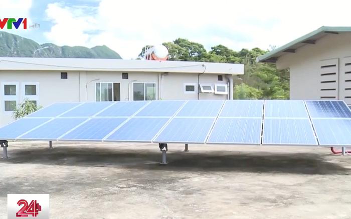 Kết quả hình ảnh cho Sử dụng pin năng lượng mặt trời, người dân TP.HCM tiết kiệm 1/3 chi phí tiền điện