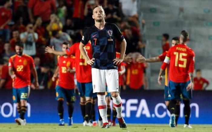 Bảng Xếp Hạng Uefa Nations League Italy Croatia Nguy Cơ Xuống Hạng Vtv Vn
