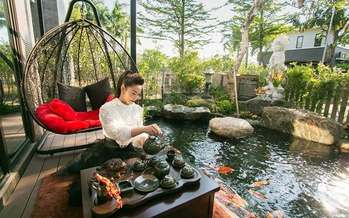 Khám phá không gian sống của Nhật Kim Anh
