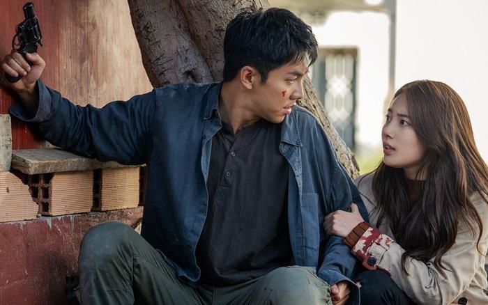 Với Lee Seung Gi, Suzy giống như một Angelina Jolie của Hàn Quốc