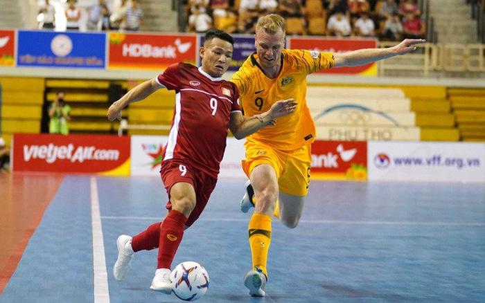 Lịch trực tiếp bóng đá hôm nay (27/10): ĐT futsal Việt Nam tranh hạng Ba, Liverpool đối đầu Tottenham