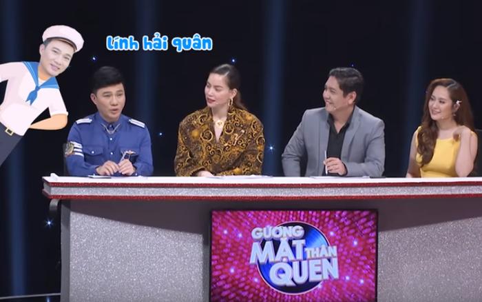 Gương mặt thân quen - Tập 7: Quang Linh đáp trả cực gắt về chiều cao