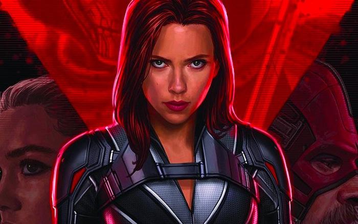 Marvel bất ngờ tung trailer của Black Widow
