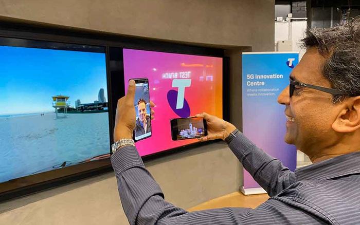 Oppo thực hiện thành công cuộc gọi DSS 5G đầu tiên trên thế giới