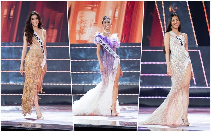 Top 10 Hoa hậu Hoàn vũ Việt Nam khoe sắc với trang phục dạ hội - kết quả xổ số trà vinh