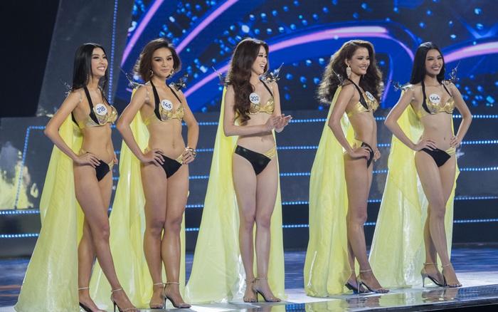 Top 15 Hoa hậu Hoàn vũ Việt Nam nóng bỏng trong trang phục bikini - kết quả xổ số trà vinh