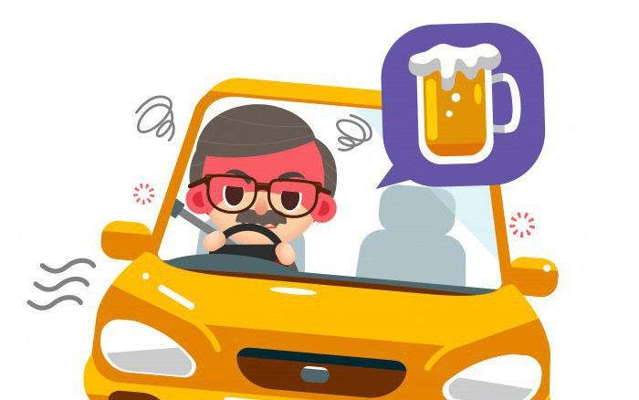 INFOGRAPHIC Hình phạt đối với lái xe uống rượu, bia tại một số quốc gia |  VTV.VN