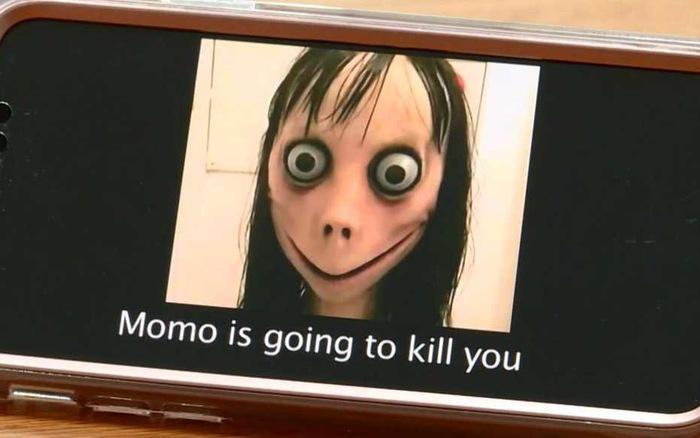 Thử thách kinh dị Momo Challenge sẽ được dựng thành phim