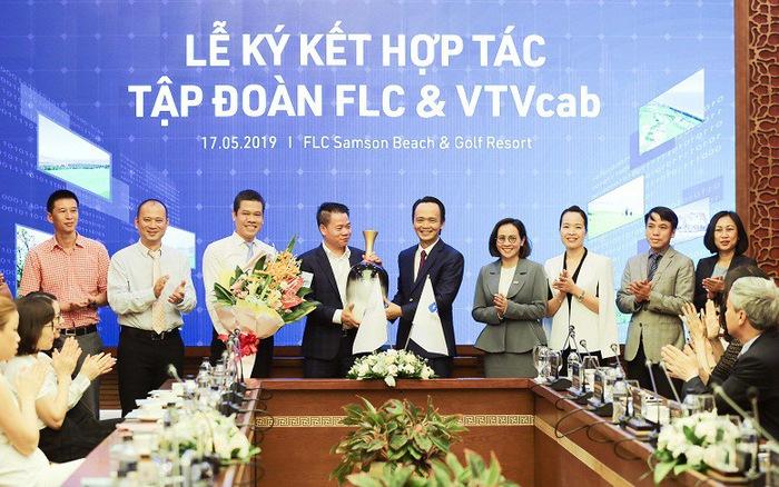 VTVcab hợp tác với FLC đưa môn golf đến gần hơn với khán giả