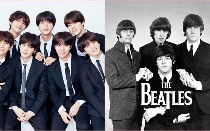 Bảo tàng The Beatles muốn mời BTS về biểu diễn