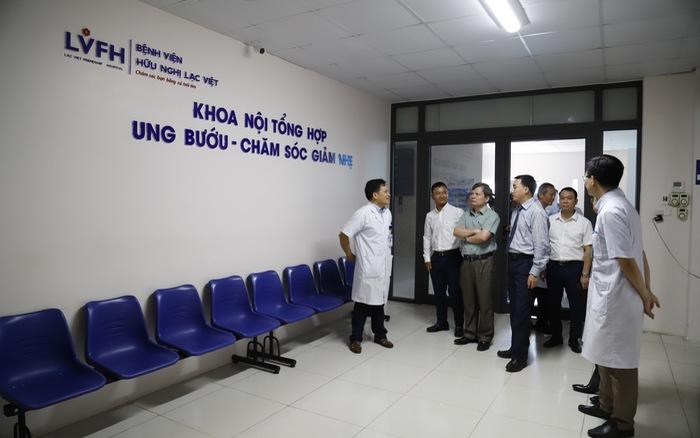 Vĩnh Phúc: Nỗ lực giúp bệnh nhân ung thư có cơ hội điều trị tại địa phương