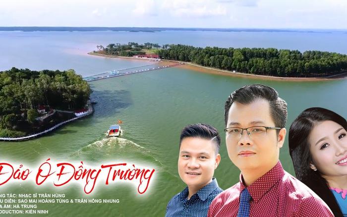 Đảo Ó Đồng Trường - Khúc ca về thiên nhiên tươi đẹp