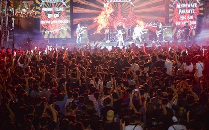 Rock'N'Share 2019: Ngày hội của những anh tài rock Việt