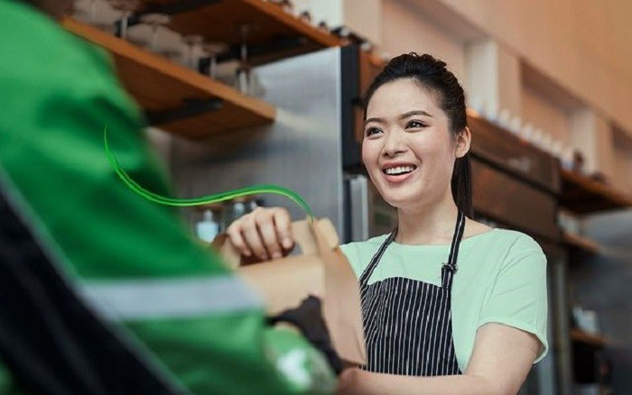 Đơn hàng hàng ngày của GrabFood tăng 250 lần ở Việt Nam sau 1 năm
