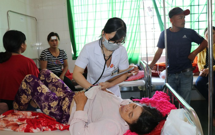 Hơn 250 người nhập viện vì ngộ độc thực phẩm tại Đắk Lắk