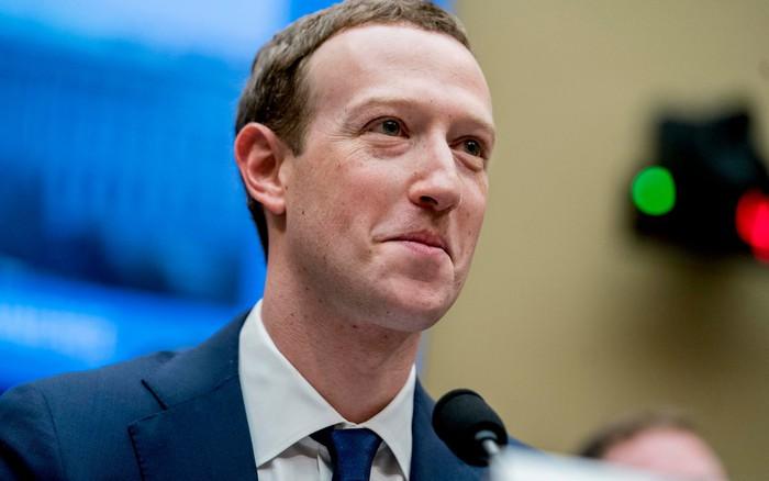 """Facebook nhận án phạt như """"vé gửi xe"""", Zuckerberg giàu thêm 1 tỷ USD"""