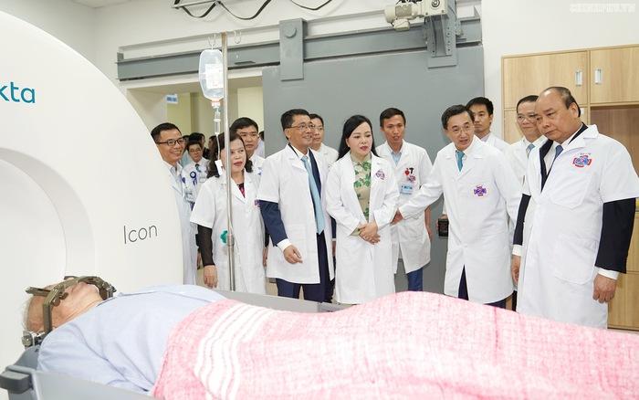 Bệnh viện K phấn đấu trở thành trung tâm hàng đầu về ung bướu trong khu vực