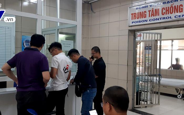 (Cập nhật) Kết quả xét nghiệm thủy ngân 20 người tại Bệnh viện Bạch Mai
