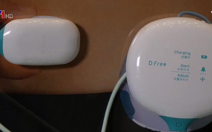 Giải pháp công nghệ cho người mắc chứng tiểu tiện không tự chủ