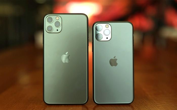 Tại Trung Quốc, lượng đặt mua iPhone 11 tăng gần 500%