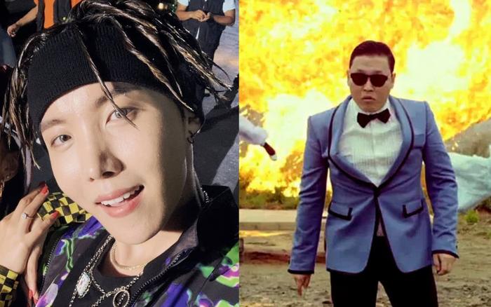 J-Hope (BTS) là nghệ sĩ solo thứ hai của Hàn Quốc sau PSY đạt được kỷ lục này