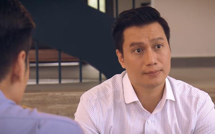 """Sinh tử - Tập 50: Bị """"sờ gáy"""" vì nghi liên quan đến cái chết của Khải, Mai Hồng Vũ (Việt Anh) dọa ngược cán..."""