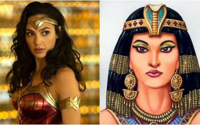 Sau Wonder Woman, Gal Gadot nhận vai Nữ hoàng Ai Cập