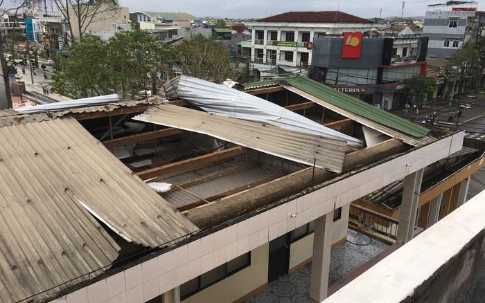 Triển khai công tác y tế khắc phục hậu quả bão số 9