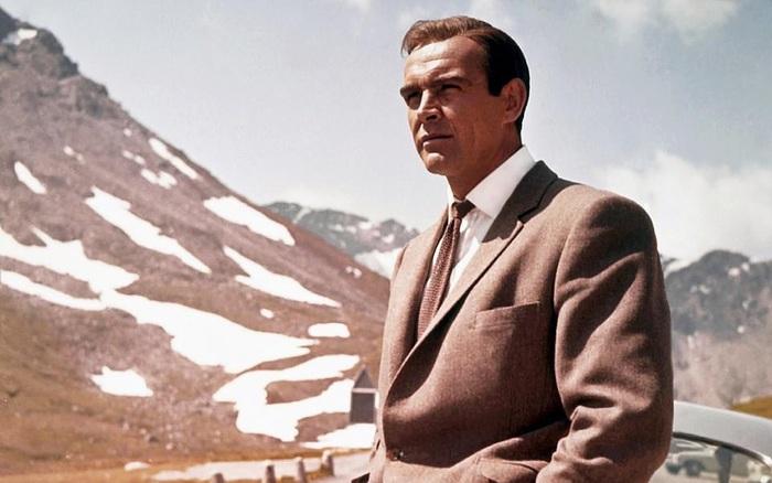 Sao thế giới tôn vinh James Bond huyền thoại Sean Connery