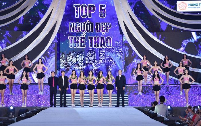 Top 5 Người đẹp Thể thao - Hoa hậu Việt Nam 2020