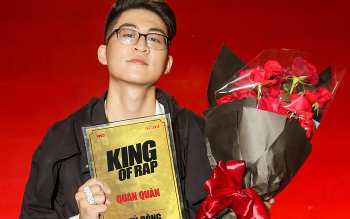 Sau King of Rap, ICD về nhà và... ăn cơm gia đình