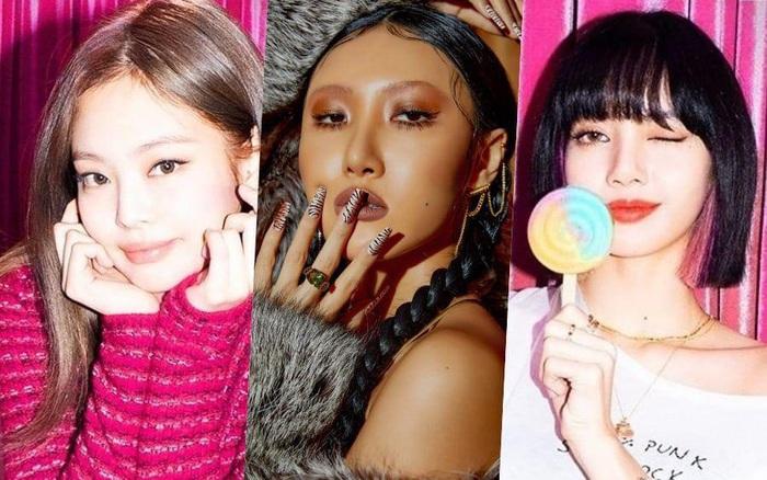 BXH giá trị thương hiệu nữ thần tượng K-Pop tháng 11: Ngừng quảng bá, BLACKPINK vẫn dẫn đầu