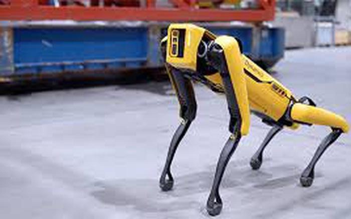 Ứng dụng robot thông minh trong lĩnh vực dầu khí