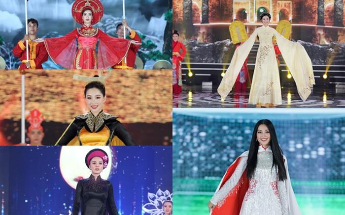 5 Hoa hậu của