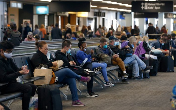 Mọi hành khách nhập cảnh vào Mỹ phải có cung cấp giấy xét nghiệm không mắc COVID-19