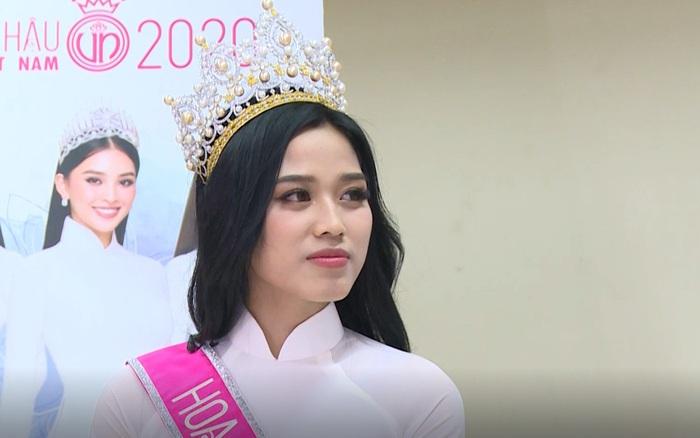 Tân Hoa hậu Việt Nam Đỗ Thị Hà: Sẽ không cố gắng làm những điều hoa mỹ