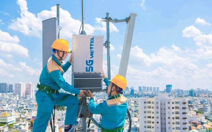Viettel xếp đầu bảng về chất lượng dịch vụ di động tại Việt Nam