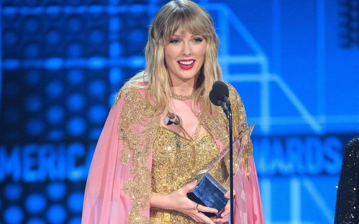 AMAs 2020: Taylor Swift giữ vững kỉ lục Nghệ sĩ sở hữu nhiều giải thưởng nhất