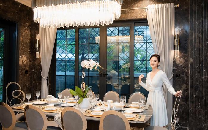 Ngắm trọn không gian sống sang trọng, đẳng cấp của diễn viên Lã Thanh Huyền - xổ số ngày 03122019