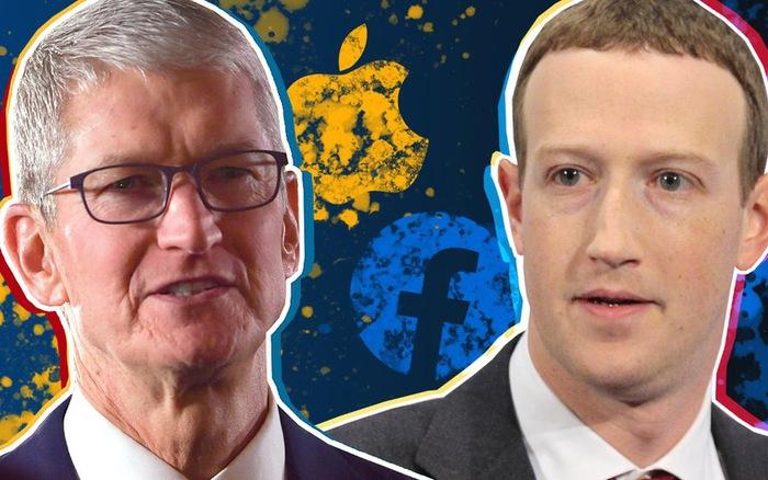 Facebook tuyên chiến với Apple | VTV.VN