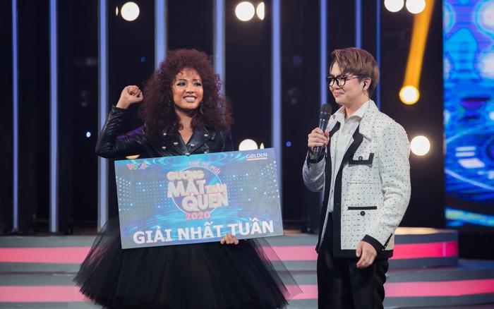 Cara giành nhất tuần lần 2 khi hóa thân thành Donna Summer khiến fan phấn khích