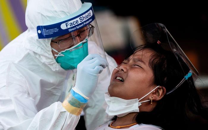 Thái Lan xét nghiệm hơn 10.000 người sau khi ghi nhận ổ dịch mới