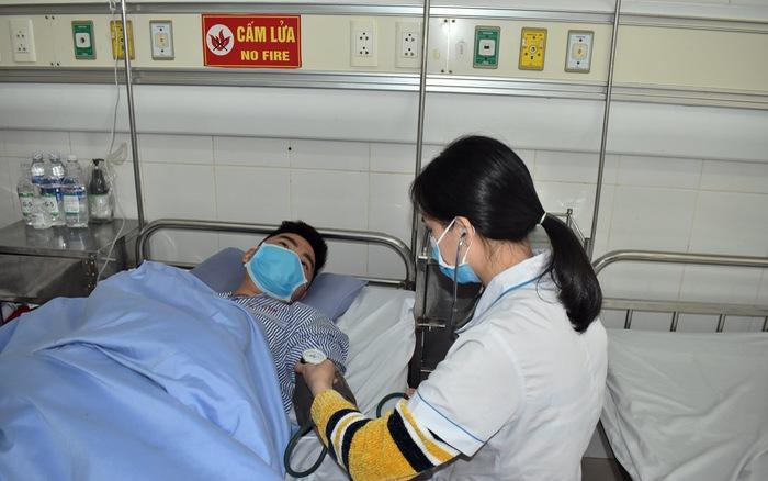 Cứu bệnh nhân sốc mất máu, vỡ lách do tai nạn giao thông
