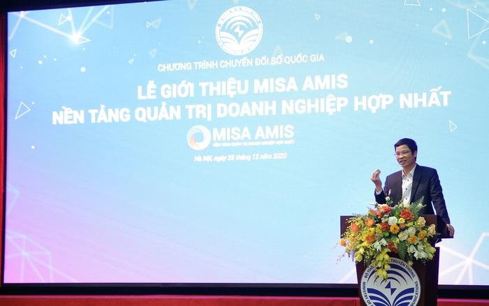 Misa Amis - Nền tảng quản trị doanh nghiệp hợp nhất