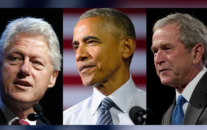 Ba cựu tổng thống Mỹ tình nguyện tiêm vaccine COVID-19 trước công chúng