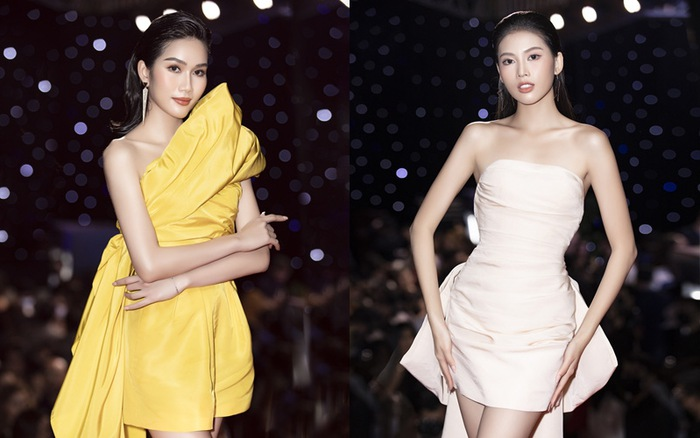 Hai Á hậu Việt Nam 2020